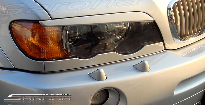 Custom Bmw X5 Eyelids Sarona