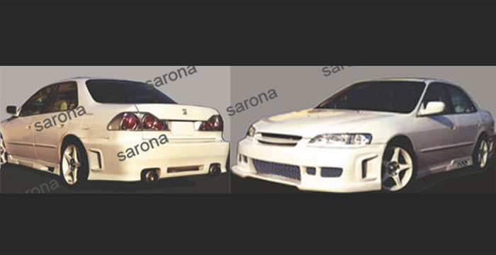 1998 honda accord coupe body kit