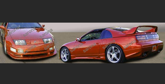 Custom Nissan 300zx Body Kit Coupe 1990 1996 890 00