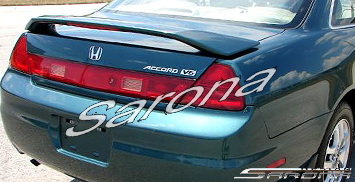 Custom Honda Accord Trunk Wing Coupe (1998 - 2002) - $175 ...