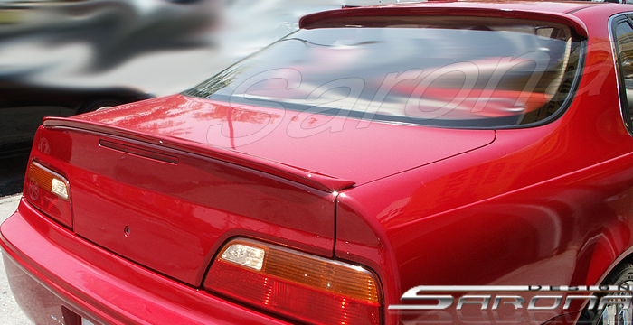 Acura Legend Door Roof Spoiler Custom By Sarona on 1991 2 Door Acura Integra