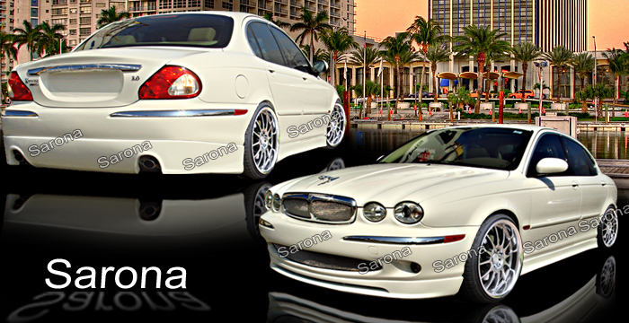 Custom Jaguar X Type Products Sarona