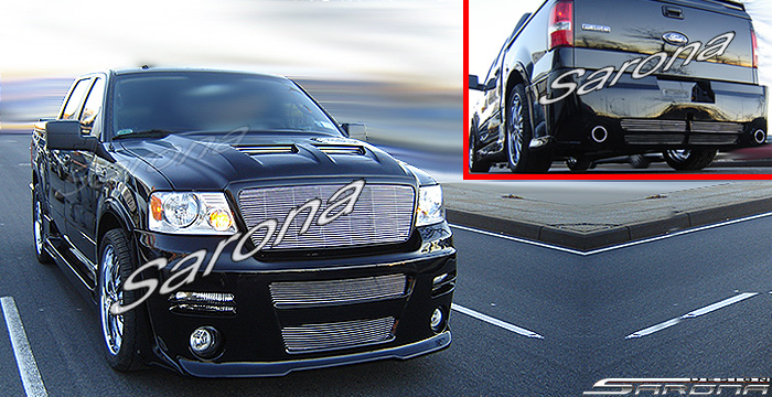 Custom F 150 >> Custom Ford F 150 Products Sarona