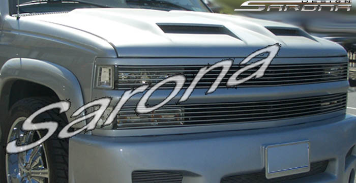 2011 Chevy Tahoe For Sale >> Custom Chevy Suburban Hood SUV/SAV/Crossover (1995 - 1999) - $950.00 (Manufacturer Sarona, Part ...