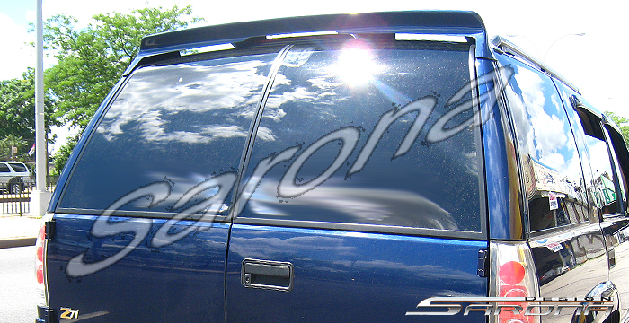 Custom Chevy Suburban Roof Wing SUV/SAV/Crossover (1992 ...