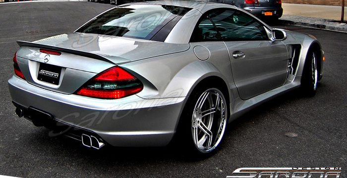 Custom Mercedes Sl Convertible Body Kit 2003 2012