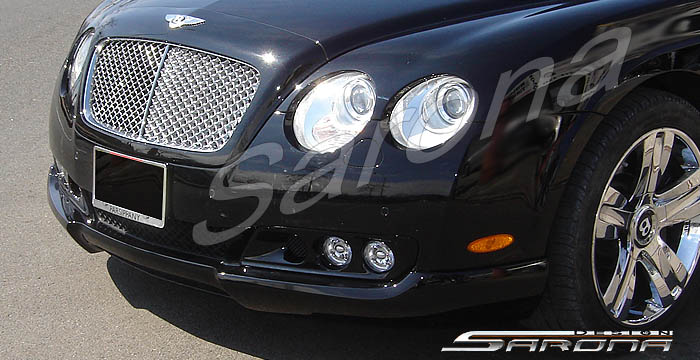 Custom Bentley GTC  Coupe Body Kit (2003 - 2009) - $2290.00 (Manufacturer Sarona, Part #BT-001-KT)