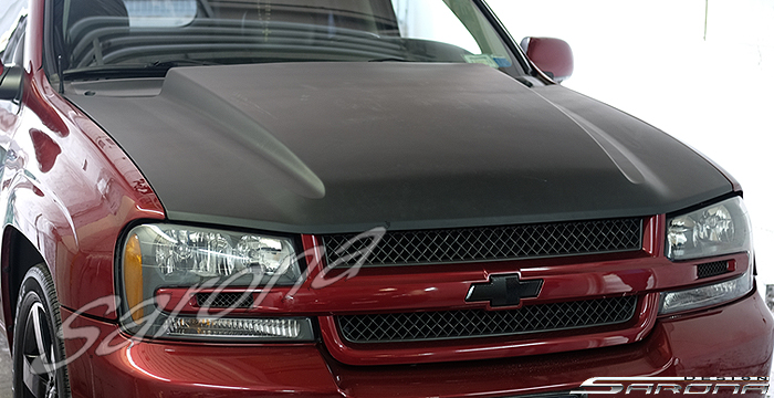 Custom Chevy Trailblazer Hood - Sarona
