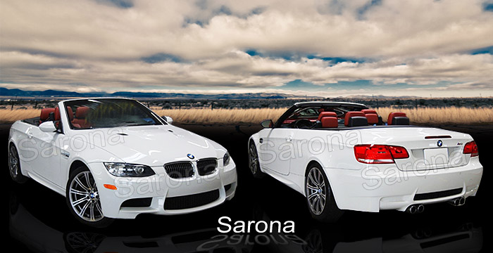 Custom BMW Series Coupe Convertible Front Bumper - 2014 bmw 3 series convertible