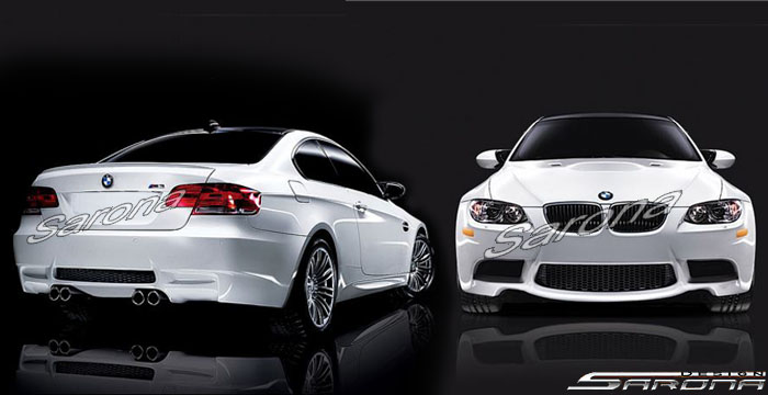 Custom Bmw 3 Series Body Kit Coupe 2008 2011 1450