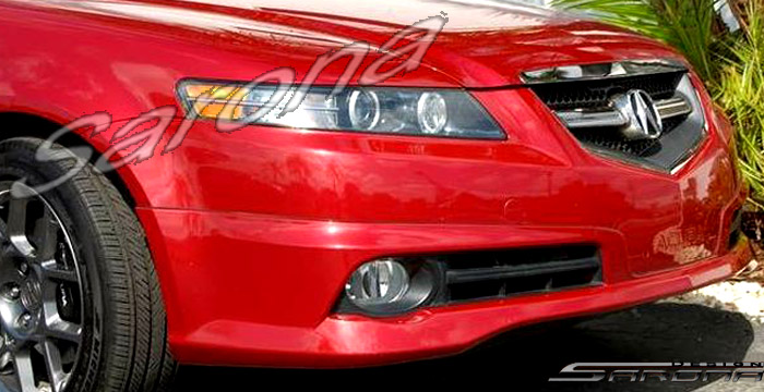2007 Acura Tl Type S For Sale >> Custom Acura TL Front Bumper Add-on Sedan Front Add-on Lip ...