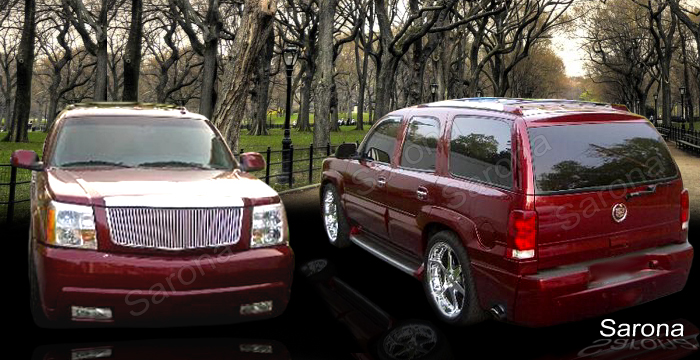 2013 Cadillac Escalade For Sale >> Custom Cadillac Escalade SUV/SAV/Crossover Body Kit (2002 ...