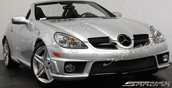2005 Mercedes Slk 350 Body Kit