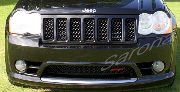 Custom Jeep Grand Cherokee Grill  SUV/SAV/Crossover (2008 - 2010) - $290.00 (Part #JP-001-GR)