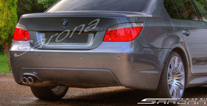 Custom Bmw 5 Series Sedan Rear Bumper 2004 2010 450