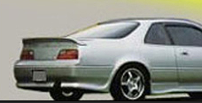 Custom Acura Legend Rear Add-on Lip - Sarona