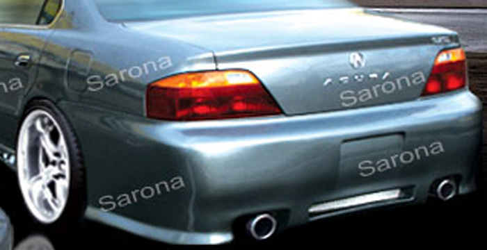 Custom Acura Tl Sedan Rear Bumper 1999 2003 450 00