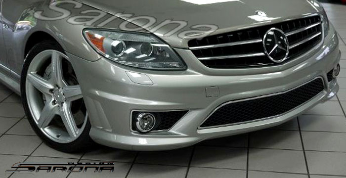 Chicago Miami Sarona Mercedes Cl Cl Cl Amg Cl Bumper Drl Hid Custom Body Kit Kits Fender Lip Roof Trunk Wing
