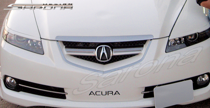 Custom Acura TL Sedan Eyelids Part ACEL - 2005 acura tl accessories