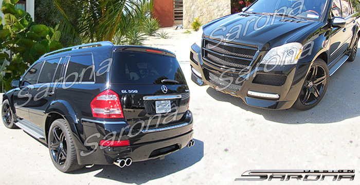 Image gallery 2008 gl custom for Mercedes benz 2007 gl450 accessories
