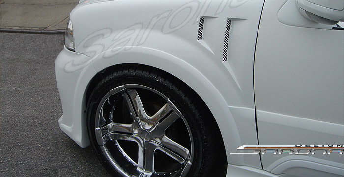 Custom Ford Expedition Suv Sav Crossover Fenders 2003