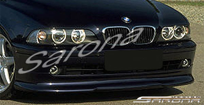 Custom Bmw 5 Series Sedan Front Add On Lip 2001 2003