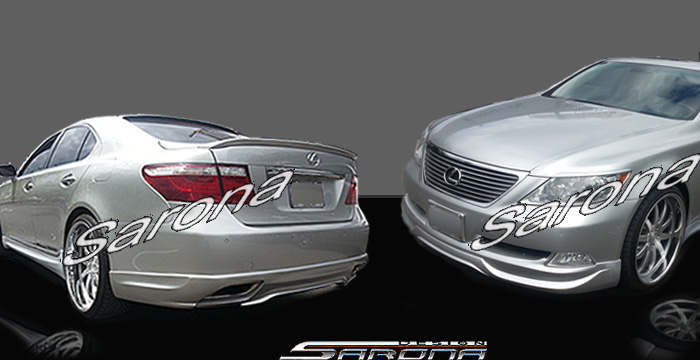 Ls Hs Lexus Ls Tokyo Japan Sarona Custom Headlight Cover Eye Lids Body Kit Roof Trunk Spoilers Fender North South Carolina Shop Customizing Accessories Kits on 2006 Lincoln Ls Front Bumper Cover