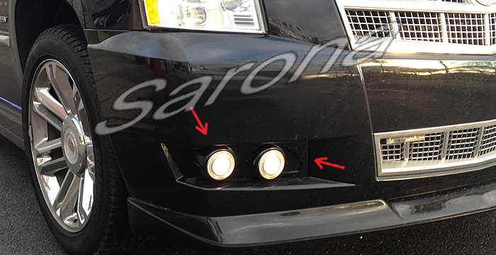 Custom Cadillac Escalade Fog Lights Sarona