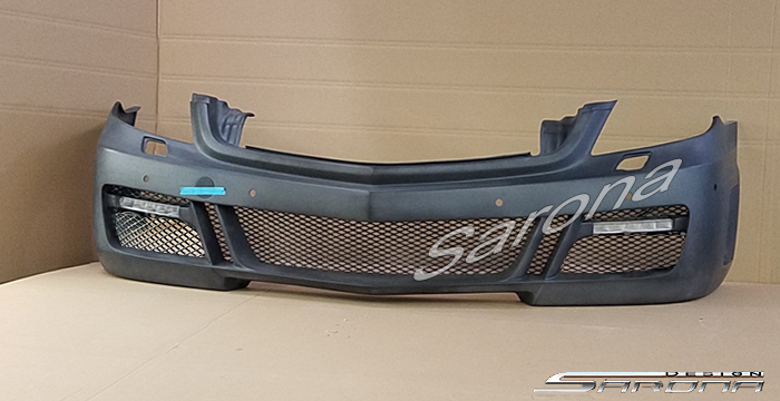 Custom Mercedes SL  Convertible Front Bumper (2009 - 2012) - $790.00 (Part #MB-075-FB)