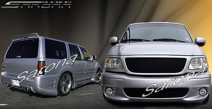 Custom 97-02 Ford Expedition