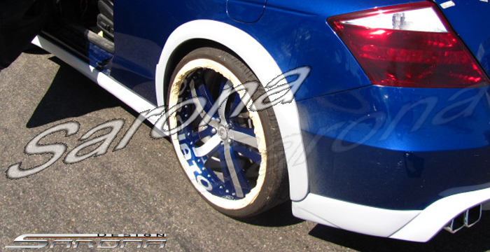 Custom Honda Accord Coupe Side Skirts 2008 2012 640