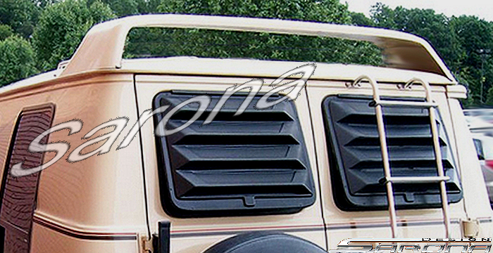 Custom Chevy Van All Styles Roof Wing 1977 1995 295