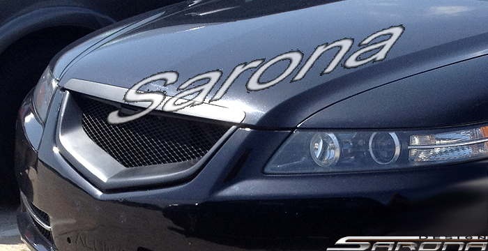 Acura Tl Custom Mesh Grill Sarona S Type Style Sport Accessories Roof Trunk Wing Spoiler Lip New York Jersey
