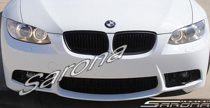 BMW 3 Series Coupe & Convertible Front Bumper (2007 - 2011 ...