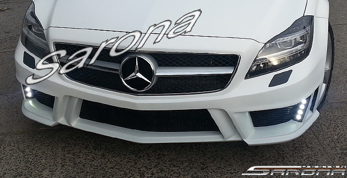 Custom Mercedes Cls Sedan Front Bumper 2012 2015