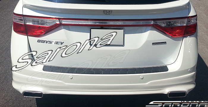 Custom Honda Odyssey Mini Van Rear Add On Lip 2011 2017