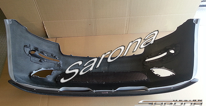 Custom Jeep Grand Cherokee  SUV/SAV/Crossover Front Bumper (2011 - 2013) - $690.00 (Part #JP-005-FB)
