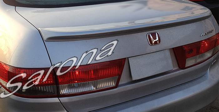 Custom Honda Accord 2003 Products - Sarona