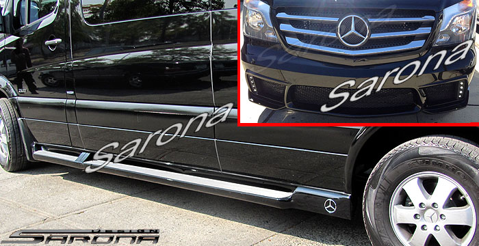 Custom Mercedes Sprinter Body Kit Sarona