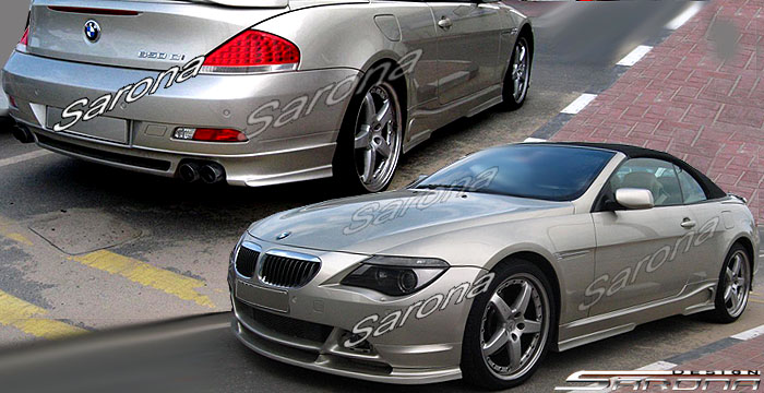 Custom BMW 6 Series Products - Sarona