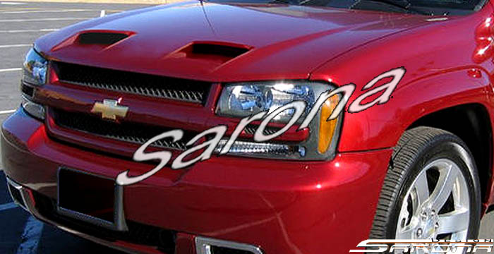 Custom Chevy Trailblazer Suv Sav Crossover Hood 2002 2009 790 00