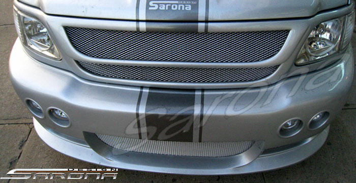 Custom Ford Expedition Grill Suv Sav Crossover 1997