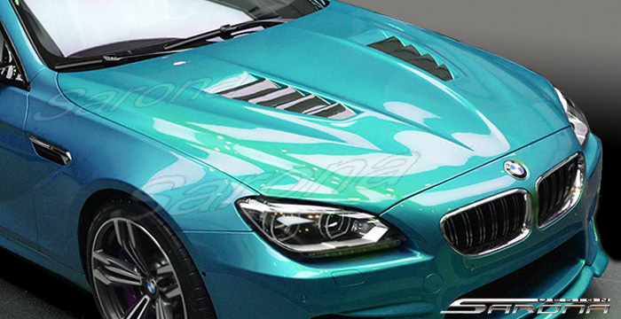 Custom Bmw 6 Series Hood Sarona