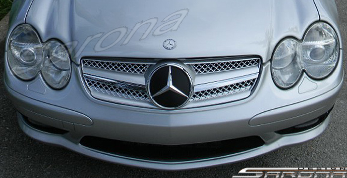 Image gallery 2008 sl 500 grille for Mercedes benz custom grills