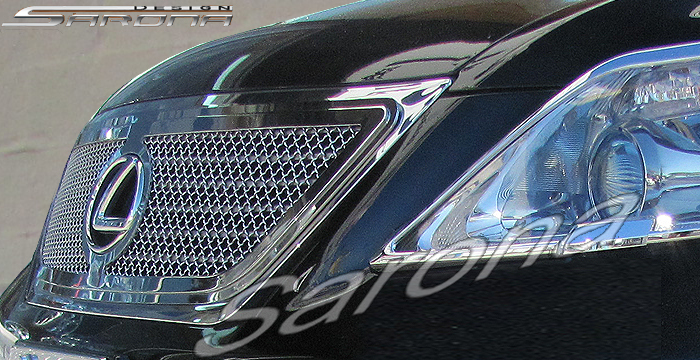 Lexus Ls Grill Chrome Mesh Body Kit Sarona on 2011 Lincoln Ls For Sale