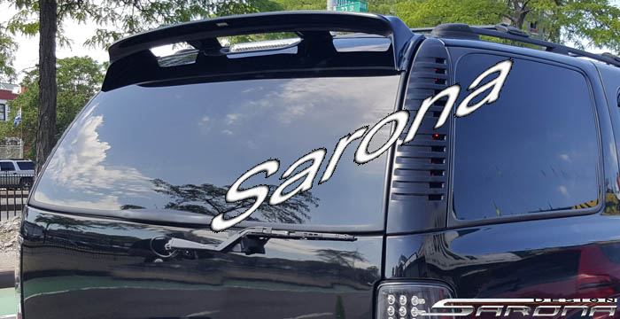Custom Chevy Tahoe Suv Sav Crossover Roof Wing 2000 2006