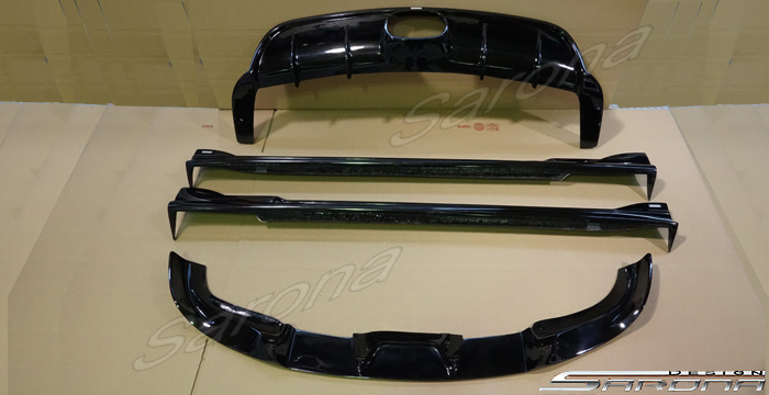 Custom Jeep Grand Cherokee  SUV/SAV/Crossover Body Kit (2011 - 2016) - $1475.00 (Part #JP-011-KT)