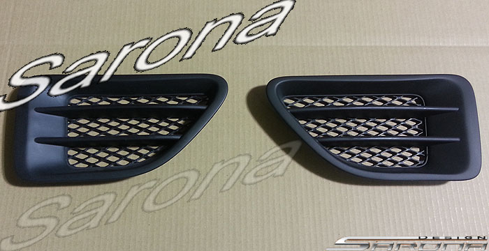 1987 Ford F150 >> Custom GMC Van All Styles Side Vents (2003 - 2019) - $290 ...