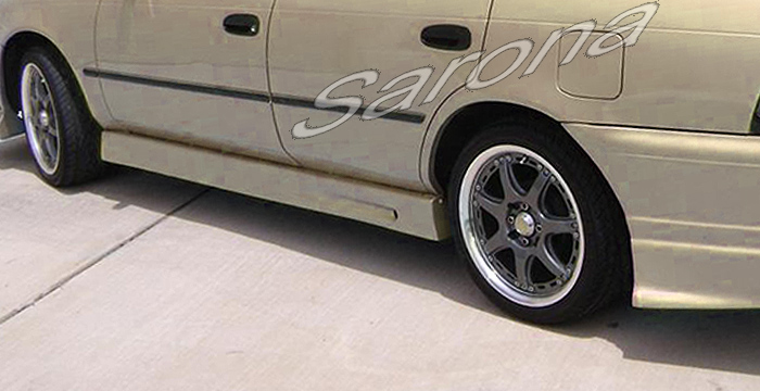 Custom toyota corolla products sarona for Car paint shop prices