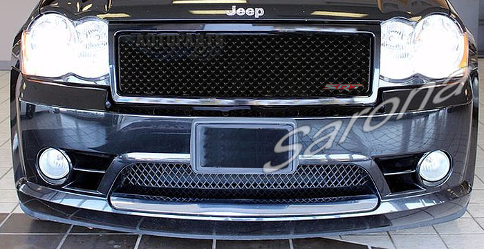 Custom Jeep Grand Cherokee  SUV/SAV/Crossover Grill (2008 - 2010) - $325.00 (Part #JP-008-GR)